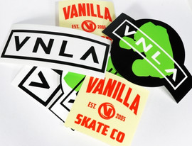 VNLA Sticker 5-pack