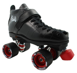 **CLOSEOUT** Riedell 126 Probe Backspin Roller Derby Skates