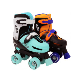 Lenexa Go-Gro Adjustable Quad Skates Combo