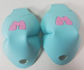 Moxi Beach Bunny Toe Caps Toe Caps