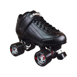**CLOSEOUT** RollerDerby Elite Stomp Factor 5 Skates - Size 4