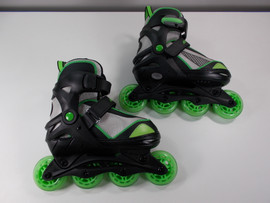***SLIGHTLY USED** Lenexa Viper Adjustable Inline Skates - Medium (Size:  Kids 2 - Kids 5)