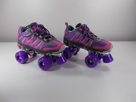 **SLIGHTLY USED** Sonic Cruiser 2.0 Pink Outdoor/Indoor Skate - Size 5
