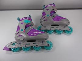 **SLIGHTLY USED** Lenexa Athena Adjustable Inline Skate Sizes 5-8