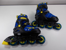 **SLIGHTLY USED** Lenexa Apollo Adjustable Inline Skate Size Medium