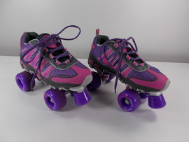 ***SLIGHTLY USED*** Sonic Cruiser 2.0 Pink Outdoor/Indoor Skate -  Size 7
