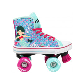 Pixie Mermaid Kids Roller Skates