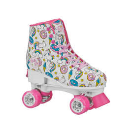 Rollr Grl Ella Indoor/Outdoor Adjustable Skates