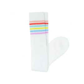 Striped Tube Socks