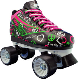**CLOSEOUT** Pacer Heart Throb Speed Skates