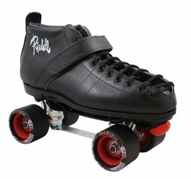 **CLOSEOUT** Riedell 126 Sunlite Remix Lite Speed Roller Skates Size 5.5