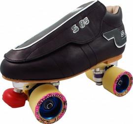 S85 Power-Trac Shaman Speed Roller Skates