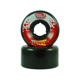 Dr Pepper Sonic Quad Outdoor Wheels (Set of 8)