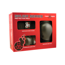 Triple 8 Saver Series Protection Pad Pack