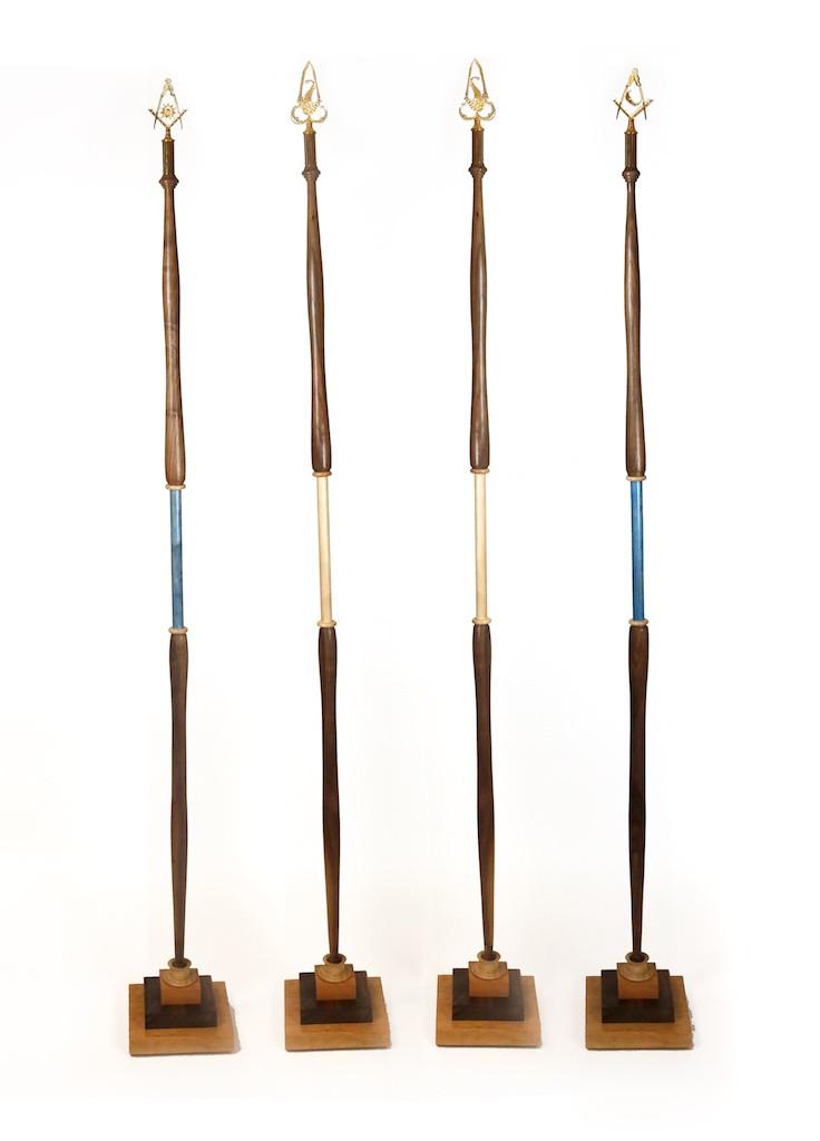 Lodge Rod Set