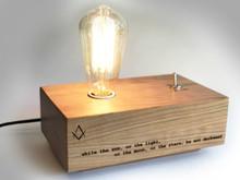 Edison Traveling Light