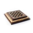 Checker Board Sounding Block (will match woods on gavel)