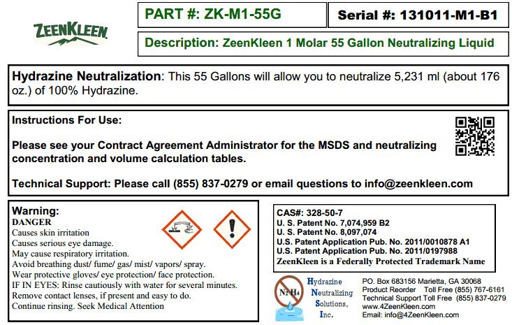 Product Label: ZK-1M-55G