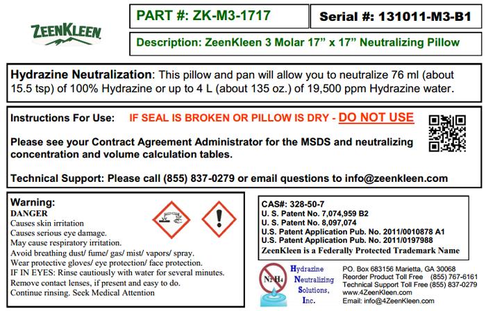 Product Label: ZK-3M-1717