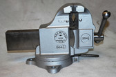 Prentiss # 354-1/2,  Combinition Vise with 4-1/2 Jaws and Pipe Jaws.