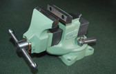 Stanley (SW) Sweetheart with 1-15/16 Jaws and Custom Built Swivel Base. Baby Vise.