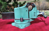 "Charles Parker # 272.   Restored Swivel Jaw with new 4-1/2"" Jaws"