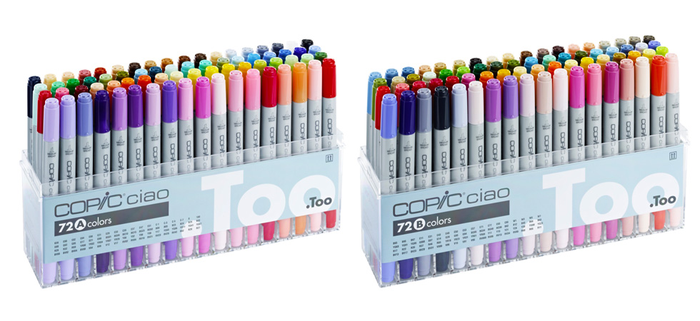 copic shop