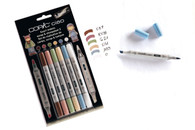 COPIC CIAO 5 + 1 - SCRAP & STEMPELSET 2
