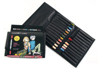 COPIC CIAO 20 PEN WALLET SET - LOVE (LIEBE)