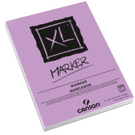 Canson® XL® Marker PAD A4 -100 SHEETS