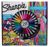 Sharpie Fine & Ultra Fine 28ct Limited Edition Set