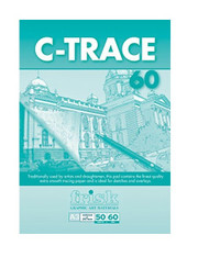 Frisk C-TRACE Tracing Pad - A3 (60gsm / 50 Sheets)