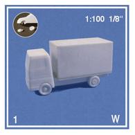Schulcz - 1 Lorry, M = 1:100 (03-40431)