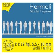 Schulcz - Hermoli 24 Figures, Standing, M = 1:200 (02-30111)