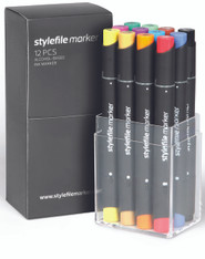 Stylefile Marker (Set of 12) - Set A