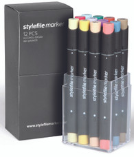 Stylefile Marker (Set of 12) - Set C