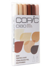 Copic Ciao Skin Set - 6pcs