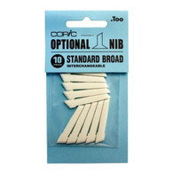 Copic Nibs Standard Broad - Pack of 10