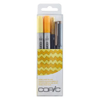 Copic Ciao Doodle Pack Yellow