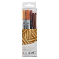Copic Ciao Doodle Pack Brown