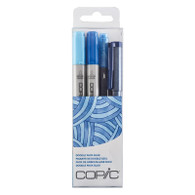 Copic Ciao Doodle Pack Blue