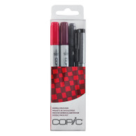 Copic Ciao Doodle Pack Red