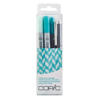 Copic Ciao Doodle Pack Turquoise