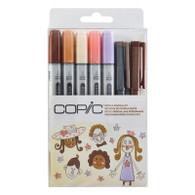 Copic Ciao Doodle Kit People