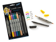 Copic Ciao Markers 5 + 1 - Manga 1 Set
