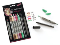 Copic Ciao Markers 5 + 1 - Manga 3 Set