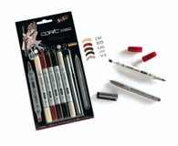 COPIC CIAO 5 + 1 - MANGA 5 SET