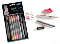 Copic Ciao Markers 5 + 1 - Manga 7 Set