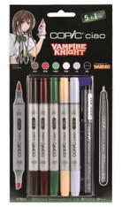 Copic Ciao Markers 5 + 1 - Vampire Knight Set
