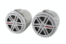 "JL Audio M770 WHT 7.7"" Malibu and Chaparral Polished Tower Speakers"